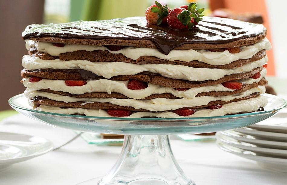 Torta María Angola (30 personas)