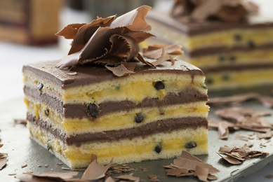 Panqueque Chocolate Maracuya