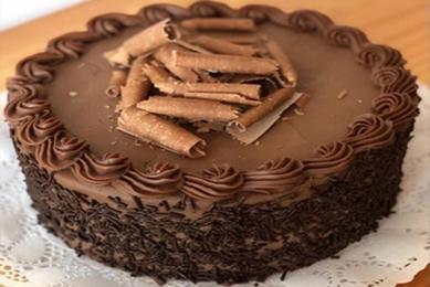 Torta de Chocolate (20 personas)