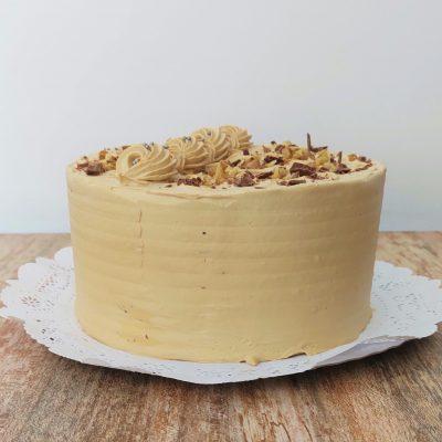 Torta de Panqueque Mousse de Moka (15 personas)